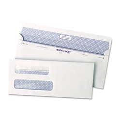 Double Window Self Stick Envelopes